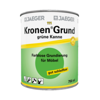 111 Kronengrund®, green tin
