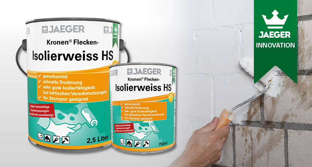 123HS Kronen® Stain Insulating white