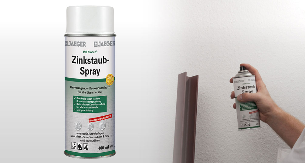 498 Kronen® Zinkstaub-Spray