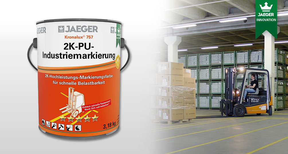 757 Kronalux® 2K-PU-Industry Marking Paint