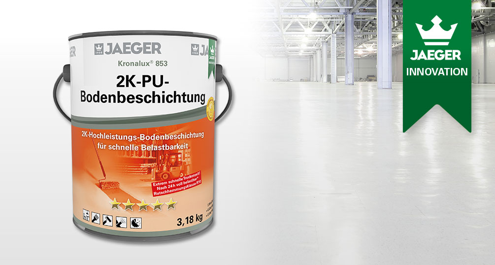 853 Kronalux® 2K-PU-Floor Coating