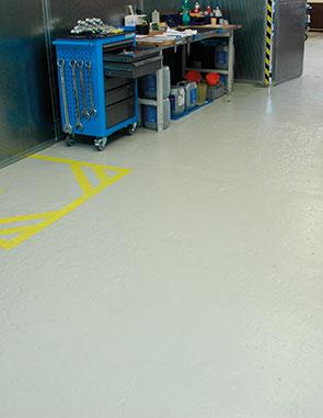 Bodenbeschichtung Fur Garagen Keller Industrieboden Jaeger